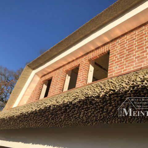 Kunstreet Bauernhaus Kupfer Reetdach Bad Zwischenahn 3